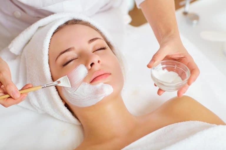 soins du visage et du corps